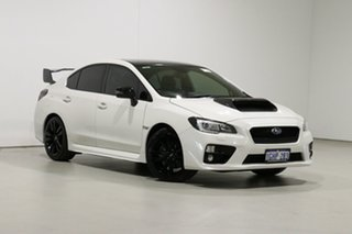 2016 Subaru WRX MY16 Premium (AWD) White 8 Speed CVT Auto 8 Speed Sedan.