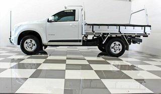 2015 Holden Colorado RG MY15 LS (4x2) White 6 Speed Automatic Cab Chassis