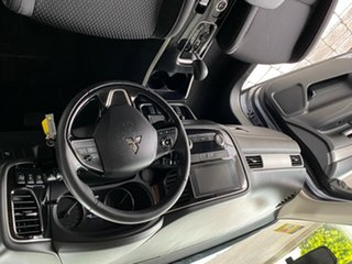 2017 Mitsubishi Outlander LS Silver Constant Variable Wagon