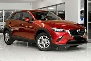 2021 Mazda CX-3 DK2W7A Maxx SKYACTIV-Drive FWD Sport Jet Black 6 Speed Sports Automatic Wagon