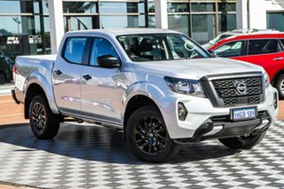 2021 Nissan Navara D23 MY21 SL Brilliant Silver 7 Speed Sports Automatic Utility.