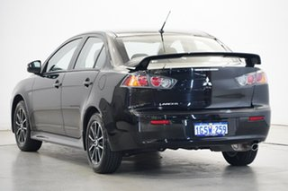 2017 Mitsubishi Lancer CF MY17 ES Sport Black 5 Speed Manual Sedan