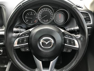 2016 Mazda CX-5 KE1022 Akera SKYACTIV-Drive AWD White 6 Speed Sports Automatic Wagon