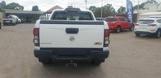 2017 Holden Colorado RG MY17 Z71 Pickup Crew Cab White 6 Speed Sports Automatic Utility