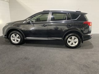 2013 Toyota RAV4 ZSA42R GX 2WD Black 6 Speed Manual Wagon