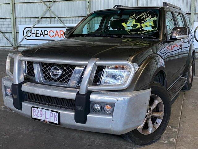 Used Nissan Pathfinder R51 MY08 ST-L Rocklea, 2009 Nissan Pathfinder R51 MY08 ST-L Grey 5 Speed Sports Automatic Wagon