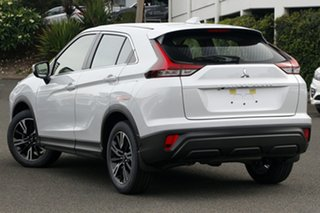 2020 Mitsubishi Eclipse Cross YB MY21 ES 2WD White Diamond 8 Speed Constant Variable Wagon