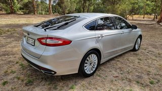 2016 Ford Mondeo MD Trend Moondust Silver 6 Speed Sports Automatic Hatchback