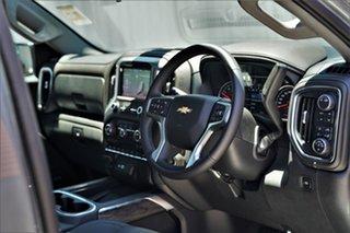 2020 Chevrolet Silverado T1 MY21 1500 Pickup Crew Cab LTZ Premium Satin Steel Gray Metallic 10 Speed