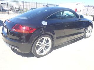 2009 Audi TT 8J S 2.0 TFSI Quattro Black 6 Speed Direct Shift Coupe