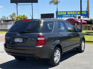 2010 Ford Territory SY MkII TS Black 4 Speed Sports Automatic Wagon