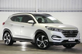 2015 Hyundai Tucson TLE Highlander AWD Silver 6 Speed Sports Automatic Wagon.