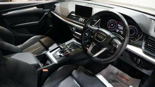 2017 Audi Q5 FY MY17 TDI S Tronic Quattro Ultra S Line black Red 7 Speed