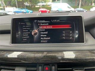 2016 BMW X5 F15 M50D Black Sports Automatic Wagon