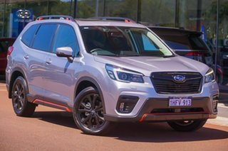 2020 Subaru Forester S5 2.5i Sport Silver Constant Variable SUV.