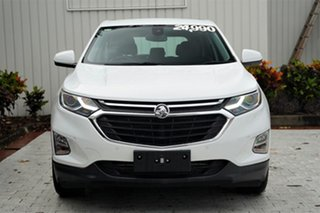 2018 Holden Equinox EQ MY18 LT FWD White 9 Speed Sports Automatic Wagon.