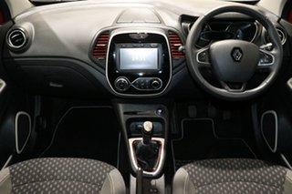 2018 Renault Captur J87 MY18 Zen Red 5 Speed Manual Wagon