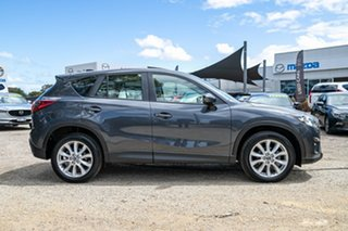 2014 Mazda CX-5 KE1031 MY14 Akera SKYACTIV-Drive AWD 42a 6 Speed Sports Automatic Wagon