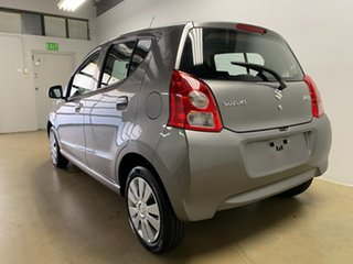 2012 Suzuki Alto GF GL Grey 5 Speed Manual Hatchback