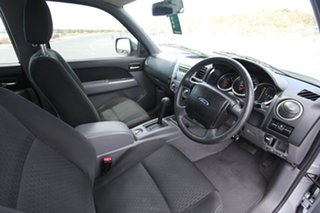 2010 Ford Ranger PK XLT Crew Cab Silver 5 Speed Automatic Utility.
