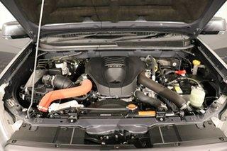 2019 Isuzu D-MAX MY19 SX Crew Cab 4x2 High Ride Grey 6 speed Automatic Utility