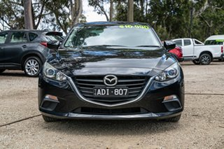 2014 Mazda 3 BM5278 Touring SKYACTIV-Drive Black 6 Speed Sports Automatic Sedan