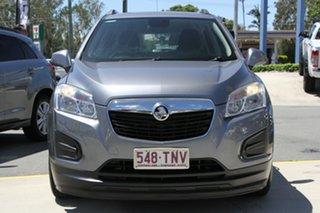 2013 Holden Trax TJ MY14 LS Grey 6 Speed Automatic Wagon.