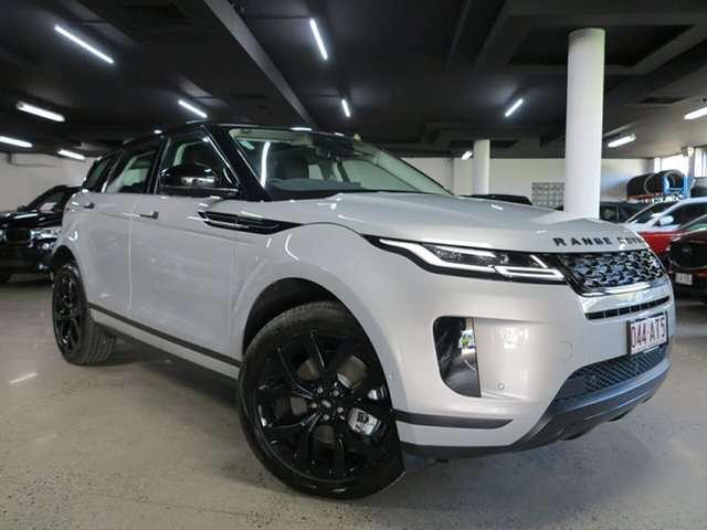 Used Land Rover Range Rover Evoque L551 MY20.5 D180 SE Albion, 2020 Land Rover Range Rover Evoque L551 MY20.5 D180 SE Seoul Pearl Silver 9 Speed Sports Automatic