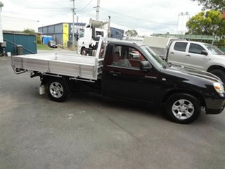 2009 Mazda BT-50 08 Upgrade B2500 DX Black 5 Speed Manual Cab Chassis