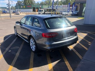 2014 Audi A4 B8 8K MY14 Avant S Tronic Quattro Grey 7 Speed Sports Automatic Dual Clutch Wagon