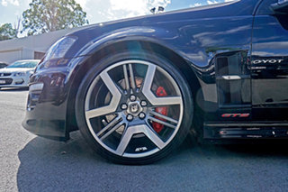 2012 Holden Special Vehicles GTS E Series 3 MY12 Black 6 Speed Manual Sedan