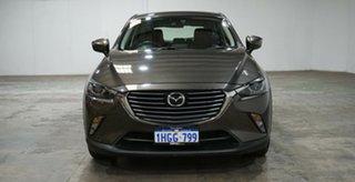 2015 Mazda CX-3 DK4W7A Akari SKYACTIV-Drive i-ACTIV AWD Grey 6 Speed Sports Automatic Wagon