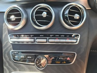2018 Mercedes-Benz C-Class C205 808MY C200 9G-Tronic Black 9 Speed Sports Automatic Coupe