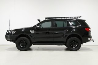 2018 Ford Everest UA II MY19 Trend (4WD 7 Seat) Black 6 Speed Automatic SUV
