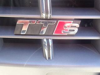 2009 Audi TT 8J S 2.0 TFSI Quattro Black 6 Speed Direct Shift Coupe.