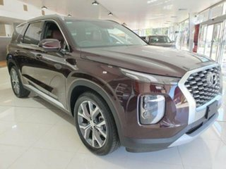 2020 Hyundai Palisade Sierra Burgundy AT-8SPEED 4WD WGN - 5DR 8P.