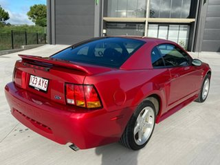 2001 Ford Mustang Cobra Red 5 Speed Manual Coupe