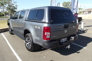 2017 Holden Colorado RG MY18 LS Crew Cab Grey 6 Speed Sports Automatic Cab Chassis