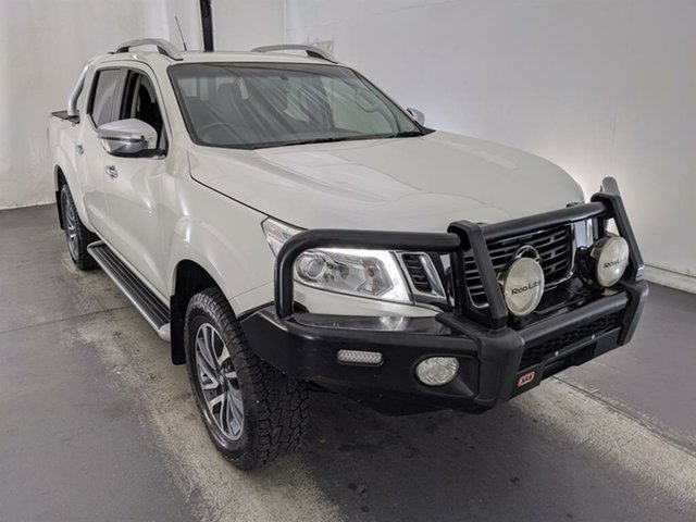 Used Nissan Navara D23 ST-X Maryville, 2015 Nissan Navara D23 ST-X White 7 Speed Sports Automatic Utility