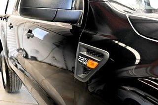2015 Ford Ranger PX XL Hi-Rider Black 6 Speed Sports Automatic Utility.
