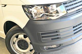 2017 Volkswagen Transporter T6 MY18 TDI400 LWB DSG White 7 Speed Sports Automatic Dual Clutch Van.