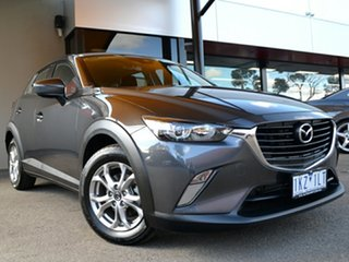 2017 Mazda CX-3 DK2W76 Maxx SKYACTIV-MT Grey 6 Speed Manual Wagon.