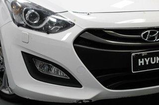 2012 Hyundai i30 GD Premium Cream 6 Speed Sports Automatic Hatchback.