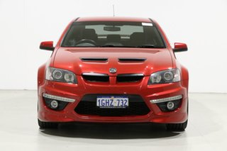 2010 Holden Special Vehicles ClubSport E3 R8 Red 6 Speed Manual Sedan.
