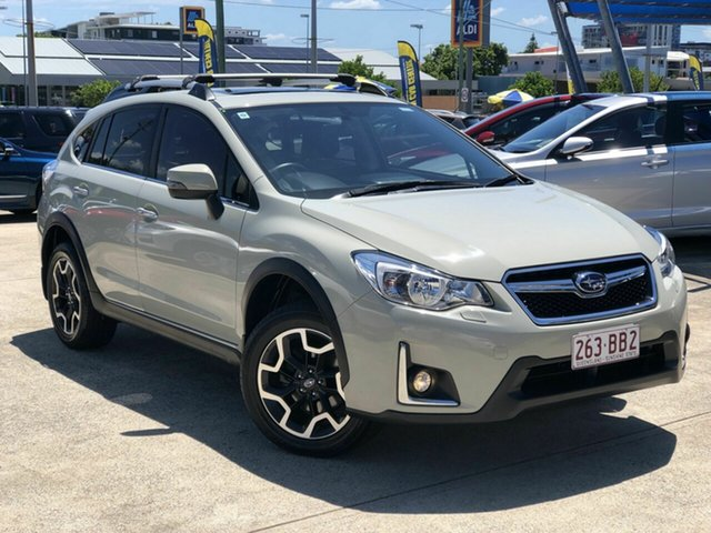 Used Subaru XV G4X MY17 2.0i-S Lineartronic AWD Chermside, 2016 Subaru XV G4X MY17 2.0i-S Lineartronic AWD Grey 6 Speed Constant Variable Wagon