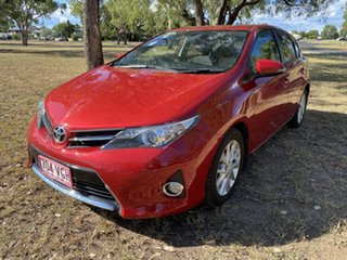 2014 Toyota Corolla ZRE182R Ascent Sport Wildfire 7 Speed CVT Auto Sequential Hatchback