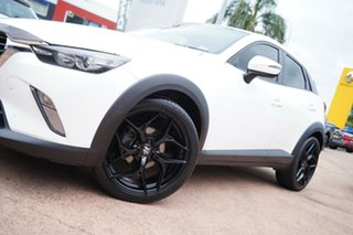 2015 Mazda CX-3 DK Maxx (FWD) White 6 Speed Automatic Wagon.