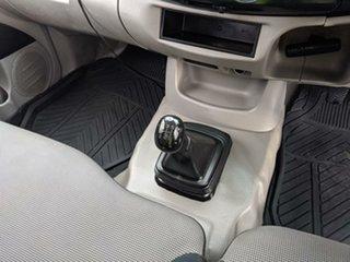 2010 Mitsubishi Triton MN MY10 GL 4x2 Black 5 Speed Manual Cab Chassis