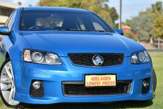 2012 Holden Commodore VE II MY12 SV6 Blue 6 Speed Manual Sedan