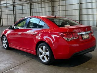 2011 Holden Cruze JH Series II MY11 SRi Red 6 Speed Manual Sedan